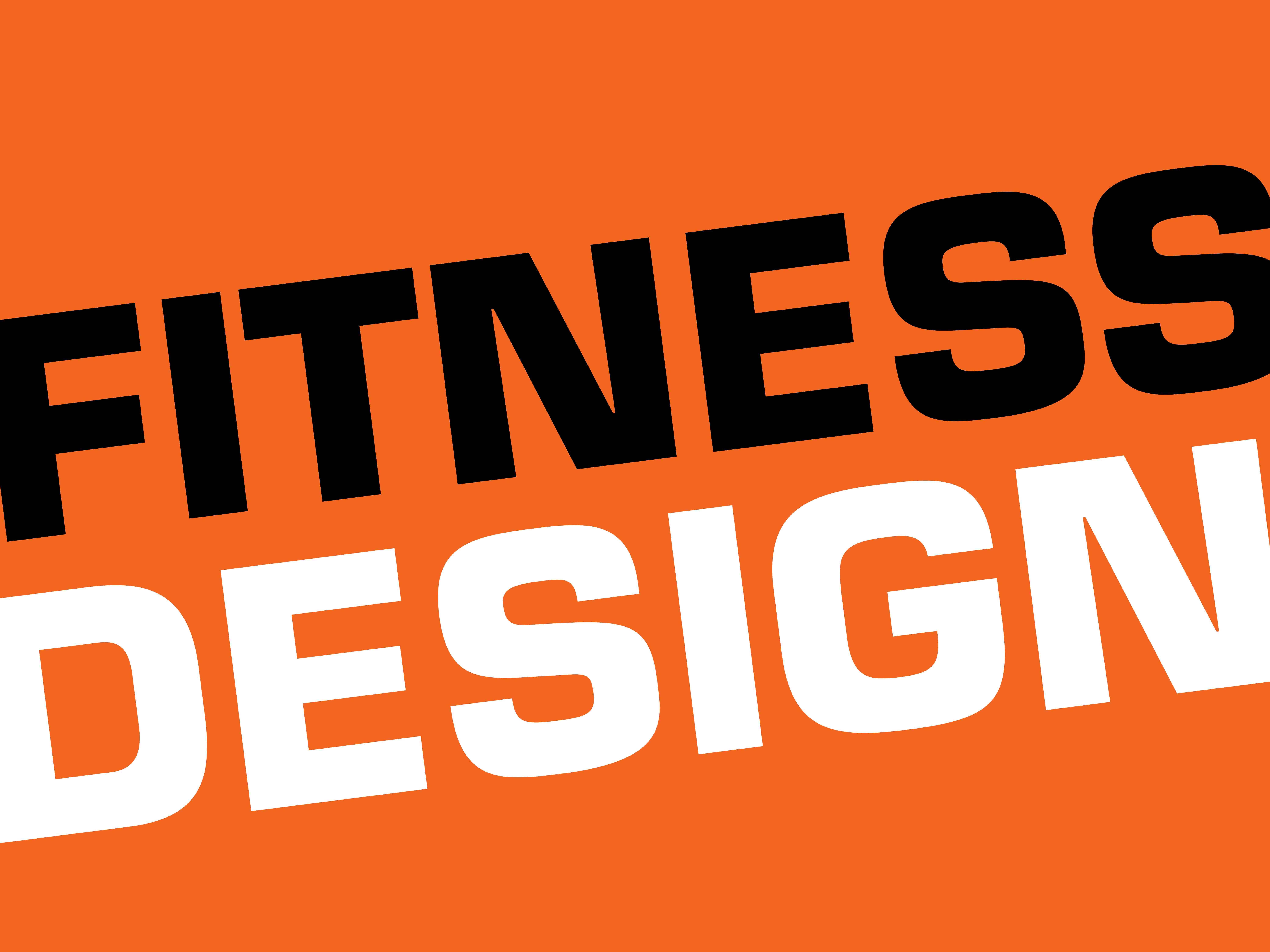 Fitnessdesign